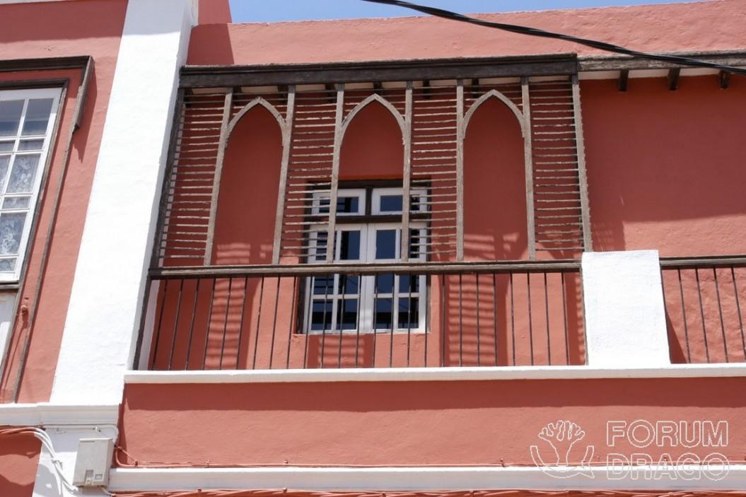 Balcón Canario Fórum Drago