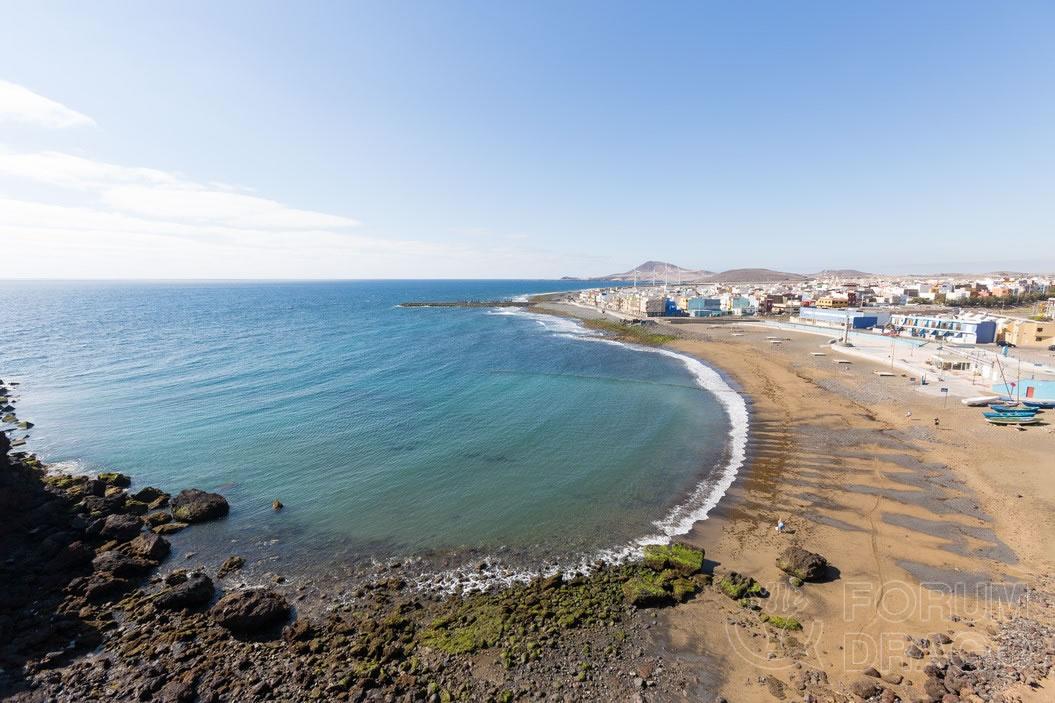 Playa de El Burrero en Ingenio